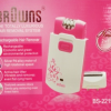Browns Rechargeable Hair Remover BS-2219